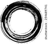 Постер, плакат: Vector Circle Shape