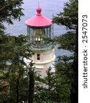 oregon lighthouse   Shutterstock . vector #2547073