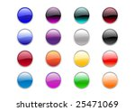 vector illustration of modern ... | Shutterstock .eps vector #25471069