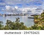 Australia Sydney City Cbd And...
