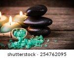 spa concept   Shutterstock . vector #254762095