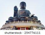 tian tan buddha  the big buddha ...