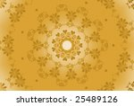abstract floral background | Shutterstock . vector #25489126
