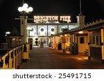 Brighton Famous Pier  A Night...
