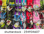 los angeles  california  usa  ... | Shutterstock . vector #254934607