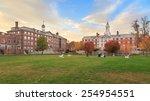 cambridge  ma  usa   november 2 ... | Shutterstock . vector #254954551