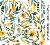 vector illustration for textile ... | Shutterstock .eps vector #255093979