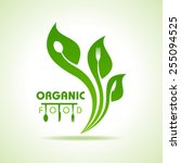 Organic Food With Kitchen...