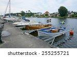 ahus  south sweden   june 28 ... | Shutterstock . vector #255255721