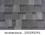 roof tiles texture | Shutterstock . vector #255295291