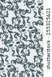 vintage seamless pattern | Shutterstock .eps vector #255325621