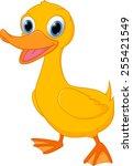 Cute Duck Cartoon
