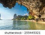 Famous Phranang Cave At Raylay...