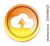 upload icon | Shutterstock .eps vector #255548425