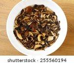 Soaked Dried Mushrooms   Food...