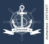 Nautical Logo With A Lighthouse ...