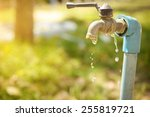 Wasting Water   Water Drop Fro...