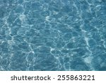 reflective surface water ripples | Shutterstock . vector #255863221