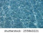 reflective surface water ripples | Shutterstock . vector #255863221