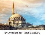 Yeni Cami Mosque The New Mosqu...