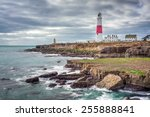 Portland Bill Lighthouse  On...