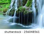 Waterfall Bigar. Located At Th...