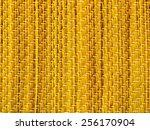 traditional thai nature mat... | Shutterstock . vector #256170904