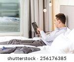 business  technology  internet... | Shutterstock . vector #256176385