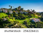 View Of Houses Of A Hillside I...