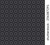 pattern in islamic style | Shutterstock .eps vector #256387291