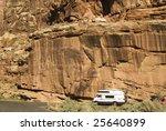 Recreational Vehicle Along The...