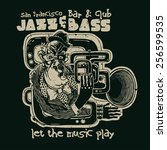 """design """"bar and club jazz and... 