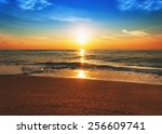 Sunrise At Punta Cana ...