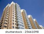 block of flats | Shutterstock . vector #25661098