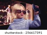 Glamour Little Girl Talks On...
