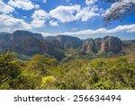 amboro national park   bolivia  ... | Shutterstock . vector #256634494