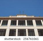 turin  italy   february 19 ... | Shutterstock . vector #256761061