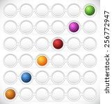 circular process flow chart...