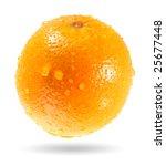Wet Orange
