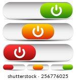 horizontal 3 state power button