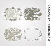 retro labels. vintage labels...   Shutterstock .eps vector #257064997