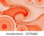 abstract vintage background... | Shutterstock . vector #2570682