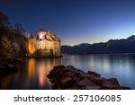 The Castle Of Chillon  A 13th...