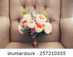 Wedding Peony Bouquet