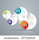 infographic design template and ...