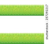 backgrounds of green grass.... | Shutterstock . vector #257292217