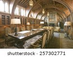 Gothic Library Of Hearst Castl...