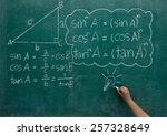 writing the mathematics