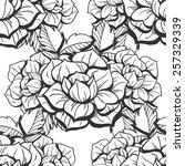 abstract elegance seamless...   Shutterstock .eps vector #257329339