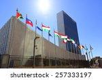 new  york  ny  usa   september... | Shutterstock . vector #257333197